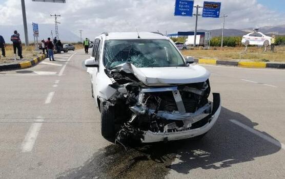 Isparta'daki 'patpat' kazasında sürücü öldü