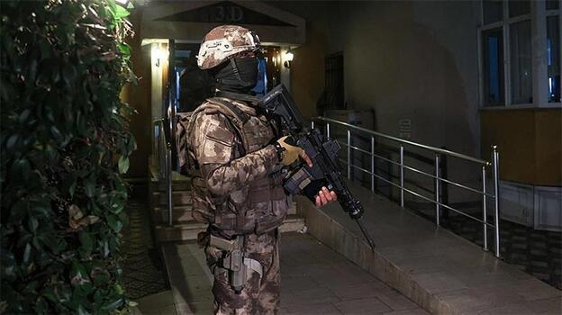 İstanbul merkezli 16 ilde operasyon! 84'e yükseldi