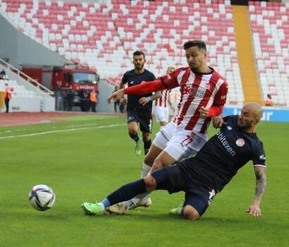 Demir Grup Sivasspor - Fraport TAV Antalyaspor: 2-2