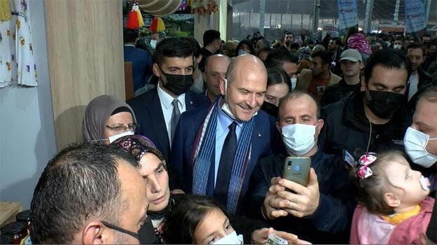 İçişleri Bakanı Soylu, Trabzon Tanıtım Günleri'ne katıldı