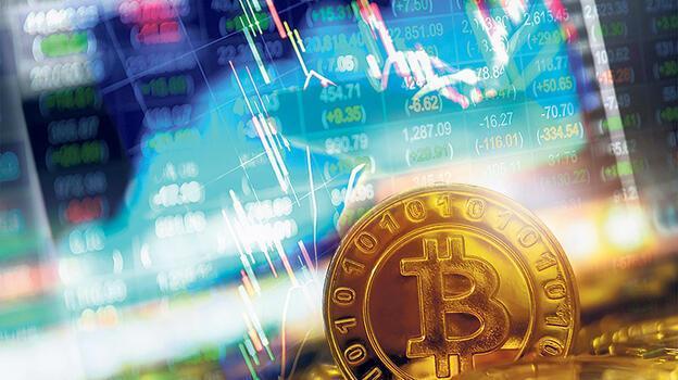 Bitcoin'de 'fon' hareketi: 62.000$