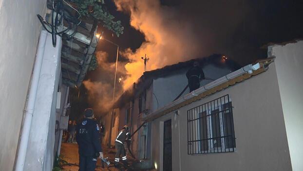 Son dakika... Bursa'da korkutan yangın! 1 saatlik çalışmayla kontrol altına alındı