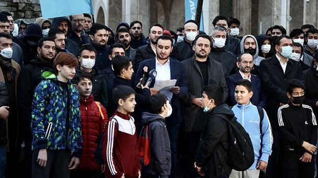 TÜGVA'dan yurt genelinde basın açıklaması