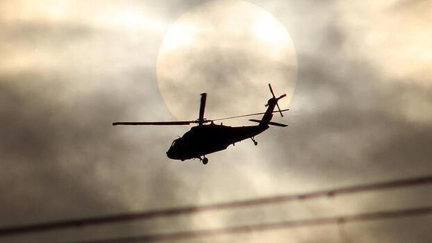 Almanya'da helikopter faciası! Can kayıpları var