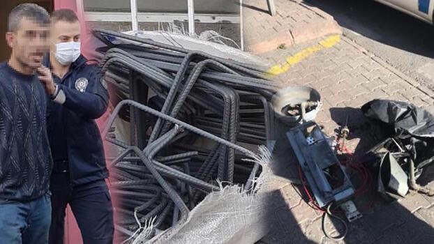 İş yerlerinde 7 bin 460 TL değerinde hırsızlık! 2 kişi yakalandı