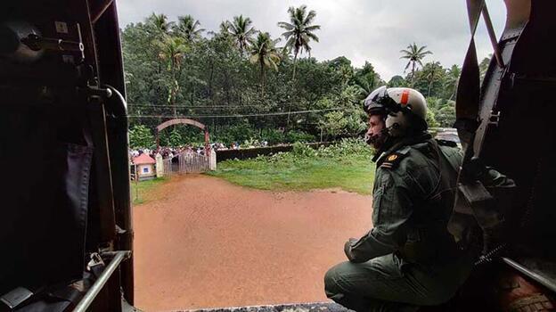 Hindistan'da şiddetli yağışlar sonucu can kaybı artıyor