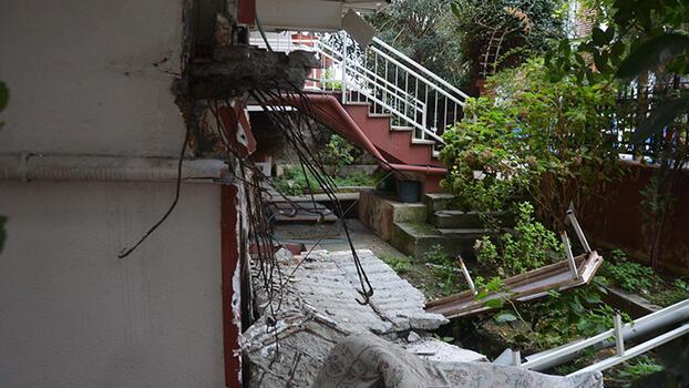 Avcılar'da yine balkon çöktü! Bir bina daha mühürlendi