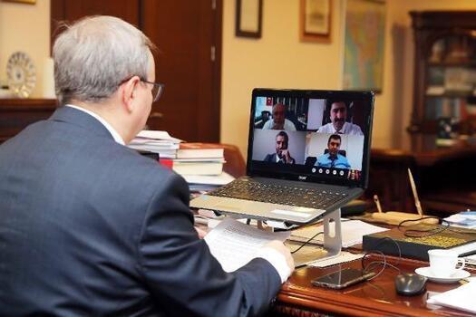 Diyar-ı Rum'dan Rumeli'ye Üç Gönül Eri Paneli gerçekleştirildi