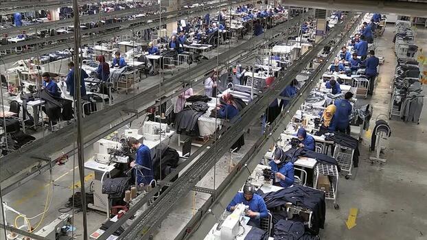 'Tekstil kenti' Kahramanmaraş'tan 694 milyon dolarlık ihracat yapıldı