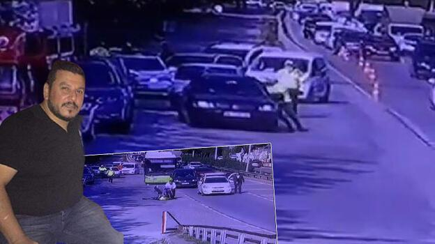 Trafik polisini sürüklemişti! Eski CHP'li başkan yardımcısı yakalandı