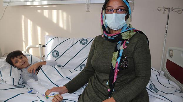 Tekvando kursunda karnına aldığı darbe kanserli tümörün bulunmasını sağladı