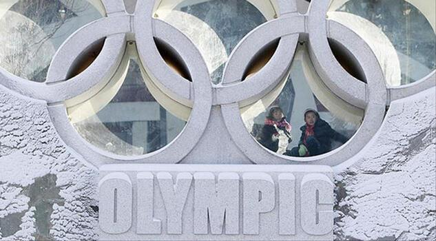 2022 Kış Olimpiyatları Yunanistan'da protesto edildi