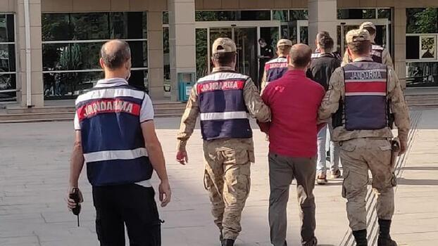 Kilis'te terör operasyonu! 2 kişi tutuklandı