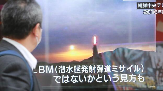 Japonya duyurdu: 'Kuzey Kore iki balistik füze denedi!'