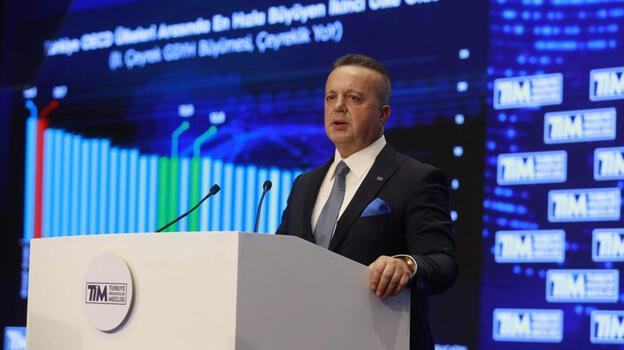 TİM Başkanı Gülle: İGE 300 milyar dolar için itici güç olacak