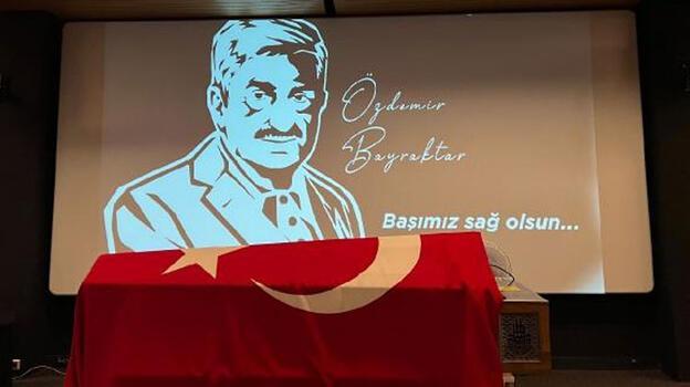 Son dakika! Özdemir Bayraktar'ın cenazesi BAYKAR fabrikasından çıkarıldı
