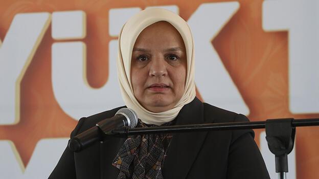AK Partili Ayşe Keşir, Kayseri'de konuştu