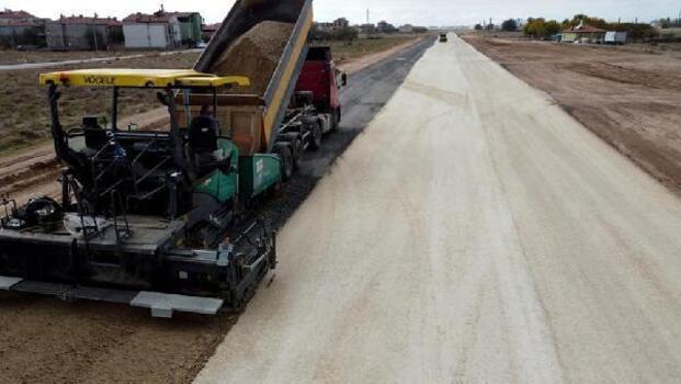 Aksaray'a 50 metrelik yeni bulvar