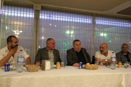 Bursa Amatör Spor Kulüpleri Federasyonu Başkanı Kılıç, Gemlik'te düzenlenen etkinliğe katıldı