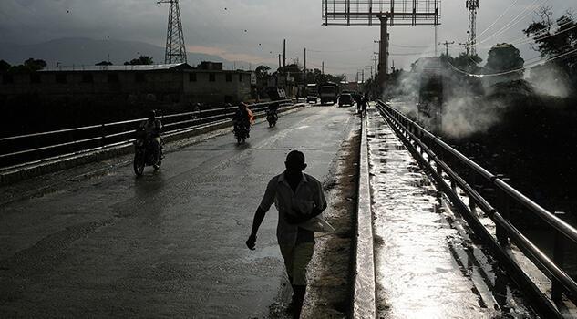 Haiti'de 1 milyon dolar fidye istenen misyonerler kurtarılmayı bekliyor