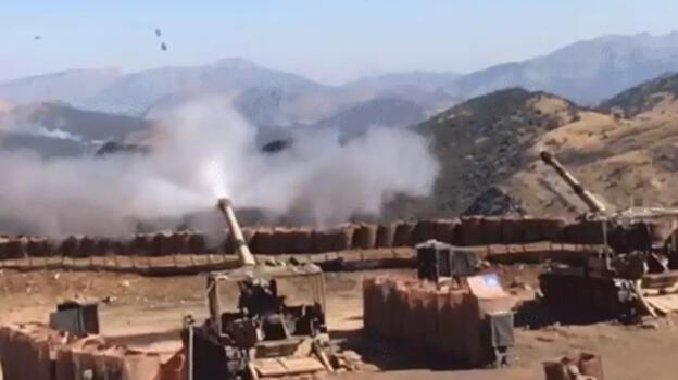 MSB: Pençe Kaplan bölgesinde 2 PKK'lı etkisiz hale getirildi