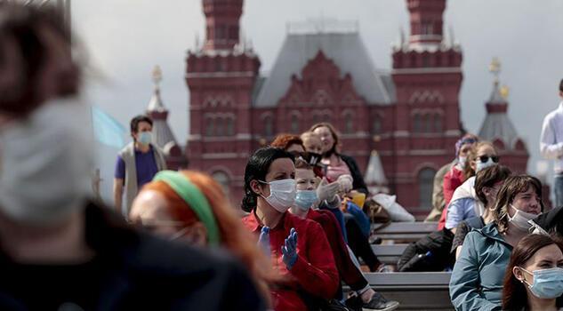 Rusya'da korkunç rekorlar peş peşe! Bir günde 1028 ölüm
