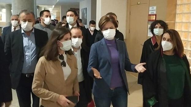 İletişim Başkanı Altun'un evinin fotoğraflanması davasında Kaftancıoğlu suçlamayı kabul etmedi