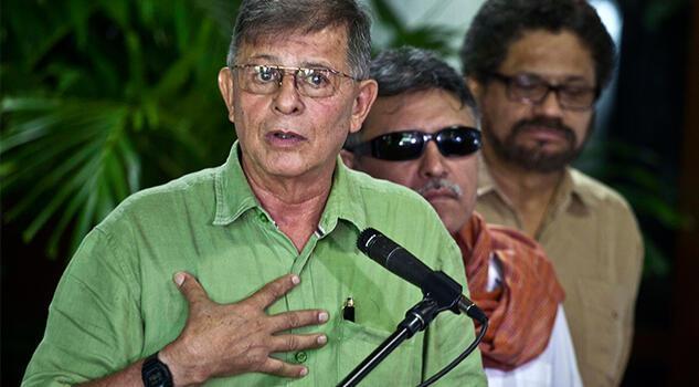 FARC liderlerinden Rodrigo Granda Meksika'da tutuklandı
