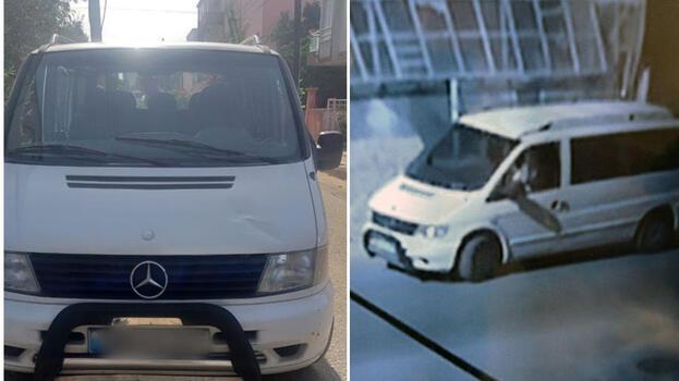 VIP minibüsle kablo çalan 2 şüpheli, tutuklandı