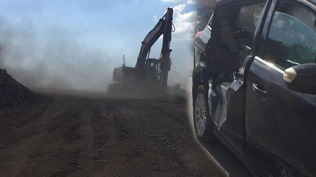 Son dakika... Kocaeli'de dinamit dehşeti! 2 araç zarar gördü,1 kişi yaralandı