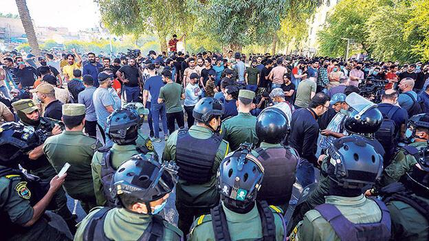 Seçim kaos doğurdu ordu sokağa indi