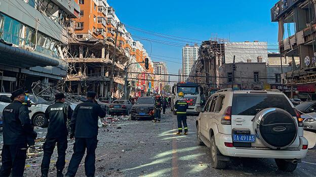 Çin'de patlama! En az 3 kişi öldü