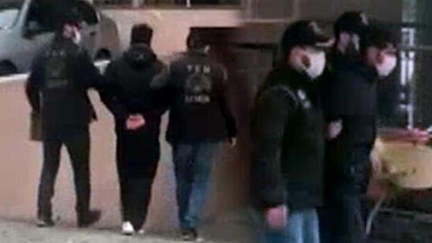 Son dakika... İzmir'de terör operasyonu! HDP ilçe başkanları gözaltında