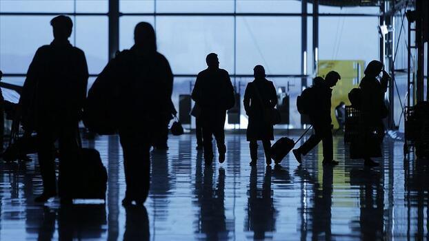 Yılın ikinci çeyreğinde yapılan seyahatlerde 10,7 milyar lira harcandı