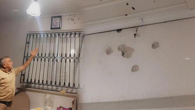 Eski muhtarın evine silahlı saldırı! '3 el silah sesi duyduk'