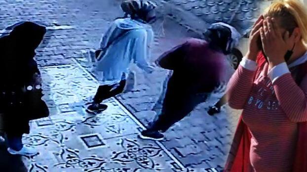 160 bin TL'lik hırsızlık! 4 kadından 1'i yakalandı