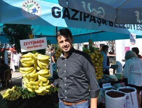 Gazipaşa'da Çekirdeksiz Nar ve Tropikal Meyve Festivali