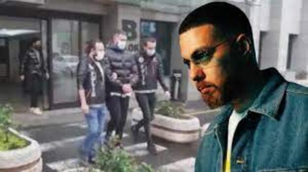 Rapçi Murda'nın 'uyuşturucuya özendirme' suçundan 10 yıl hapsi istendi