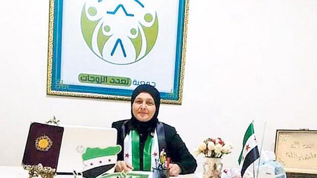 Azez'de 'Çok Eşlilik Derneği'ne onay çıktı