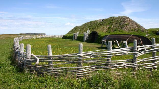 'Vikingler Amerika kıtasına Kristof Kolomb'dan 471 yıl önce gitti'