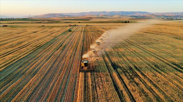 Tarıma 2022 yılı için ayrılan bütçe artırıldı