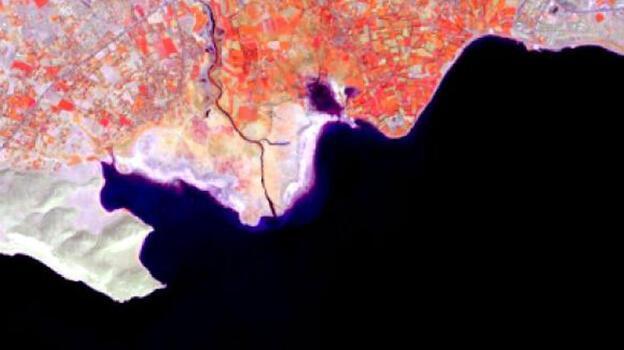 Her geçen gün küçülüyor! Uydu görüntüleri ile kanıtlandı