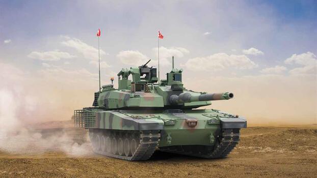 Altay tankının motoru için Güney Kore ile imzalar atıldı