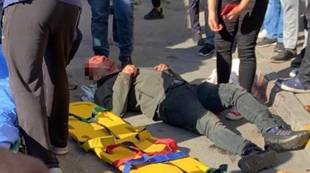 Sarıyer'deki tartışma silahlı kavgaya dönüştü! 2 kişi yaralandı