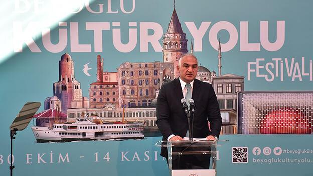 Beyoğlu Kültür Yolu Festivali, 29 Ekim'de başlayacak