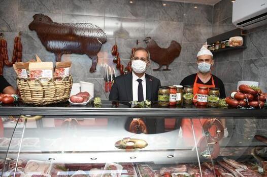 Tarsus Belediyesi Et Market'i hayata geçirdi
