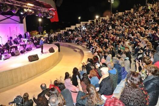 Mardin, Sanat Müziği Korolar Festivali'nde alana sığmadı