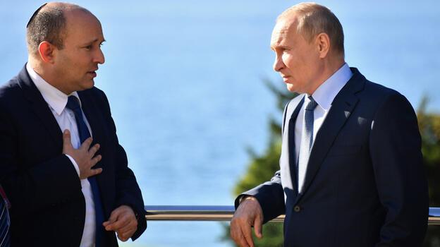 İsrail: Rusya Suriye'deki saldırılarımıza  yeşil ışık yaktı