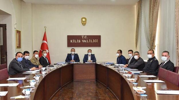 İçişleri Bakan Yardımcısı Çataklı, Kilis'te güvenlik toplantısına katıldı