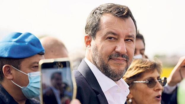 Salvini yargı önünde
